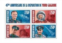 Niger. 2013 Yuri Gagarin. (425a)