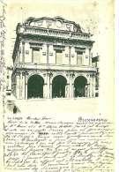 Brescia. La Loggia,  Cpa Datée De 1899. - Brescia