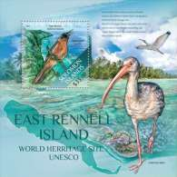 Solomon Islands. 2013 Birds. (503b) - Birds