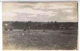 LETTONIE     CARTE PHOTO ALLEMANDS     1914 -1918     TBE              1G167 - Letonia