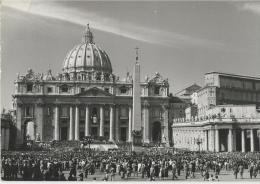 Rome - Roma - Basilique St Pierre - 1981 - San Pietro