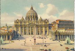 Rome - Roma - Place Piazza  St Pierre - Non écrite - San Pietro