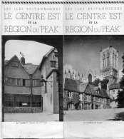 ANGLETERRE - LE CENTRE EST ET LA REGION DU PEAK - LEICESTER- CATHEDRALE LINCOLN-CHETERFIELD-1938 - United Kingdom