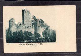 43849     Francia,  Ruine  Landsperg  I.  Els.,  NV - Non Classificati