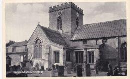 WANTAGE -PARISH CHURCH - Inghilterra