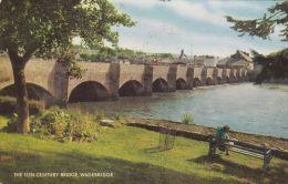 WADEBRIDGE - 15TH CENTURY BRIDGE - England