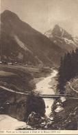 Pont Sur Navigenze à Zinal Et Le Besso  Italy        S-128 - Ohne Zuordnung