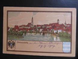 AK DONAUWÖRTH Ca.1907 //  D*9700 - Donauwoerth