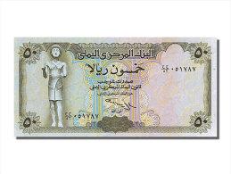 [#253588] Yémen, 50 Rials, Type 1990-1997 - Yémen