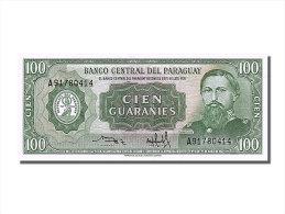 [#253545] Paraguay, 100 Guaranies, Type Général José E. Diaz - Paraguay