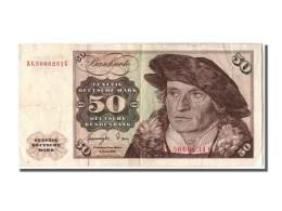 [#101583] Allemagne, 50 Deutsche Mark Type 1970-80 - [ 7] 1949-… : RFD - Rep. Fed. Duitsland