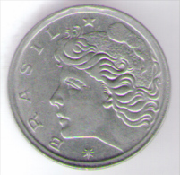 BRASILE 2 CENTAVOS 1967 - Brasile