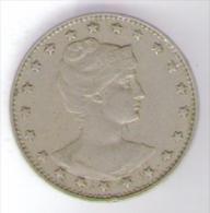 BRASILE 100 REIS 1901 - Brazil