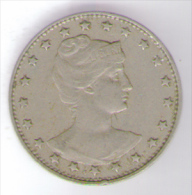 BRASILE 100 REIS 1901 - Brasile