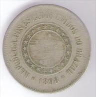 BRASILE 100 REIS 1898 - Brasile