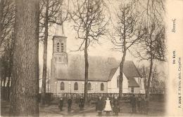 Bouwel :  De Kerk ( Hoelen ) -- 1909