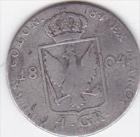 ALLEMAGNE (Brandenburg)  - PIECE DE 4 Groschen 1804 A - [ 1] …-1871 : Etats Allemands
