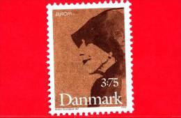 DANIMARCA - Danmark - 1996 Europa -  Ritratto Di Donna - C.E.P.T. - Karen Blixen (1885-1962), Scrittrice - 3,75 Dkr - Danimarca