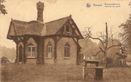 Bouwel :  Boswachterhuis  -- Pavillion de garde