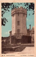 Cpa ST AIGNAN, Le Donjon Du Château     (24.25) - Frankreich