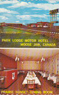 Canada Park Lodge Motor Hotel Moose Jaw Saskatchewan
