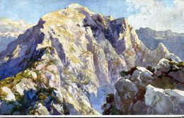 Göllspitze (E. T. Compton) - Mountaineering, Alpinism