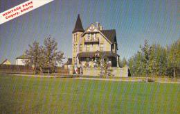 Canada Prince House Heritage Park Calgary Alberta