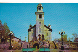 Canada Eglise Paroissiale de Mont-Joli Quebec