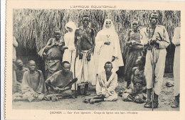 Aj - Beau Lot De 5 Cpa OUGANDA  (neuves, Sorties D'un Carnet) - Oeganda