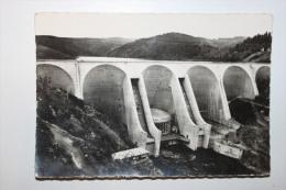 BARRAGE DE GRANDVAL - Vue Sur L'usine Et Le Lac - France