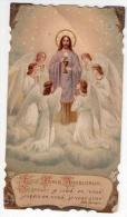 Guéret, Image Pieuse Première Communion, 1931, Georges Grelot, église, Anges - Images Religieuses