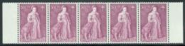 België/Belgique VAR 1964 1307-V (OBP/COB) - ** MNH - Haarlok/Mèche - Variétés Et Curiosités