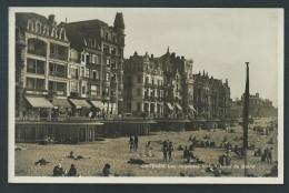 Ostende. / Oostende. Les Nouvelles Installations De Bains. Photo - Carte. - Oostende