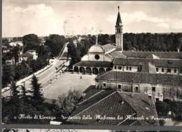 1956 MOTTA DI LIVENZA SANTUARIO DELLA MADONNA DEI MIRACOLI  FG V SEE 2 SCANS - Italië