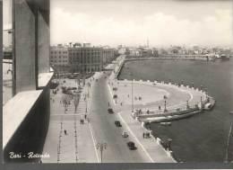 1954 BARI ROTONDA SUL MARE FG V SEE 2 SCANS TARGHETTA - Bari
