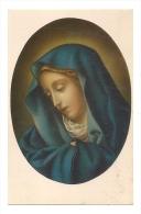 Cp, Peintures Et Tableaux, La Madonna Del Dito - Carlo Dolci - Pintura & Cuadros