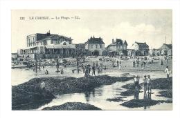 Cp, 44, Le Croisic, La Plage - Le Croisic