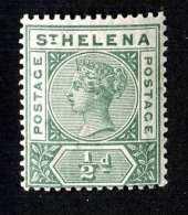 718 )  St.Helena Sc#46  Mint*  Offers Welcome - St. Helena