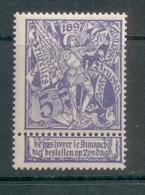 Belgique 71 ** - 1894-1896 Exposiciones