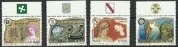 2005 - ITALIA / ITALY - LE REGIONI D'ITALIA CON APPENDICE / ITALIAN REGIONS WITH TABS. MNH - 6. 1946-.. República