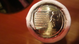 2 EURO *** Luxemburg 2013 *** Nationale Hymne National *** Luxembourg 2013 !!!!! - Luxembourg