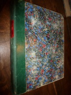 1911-1912  HISTORIA   Volume 7ème,       Livre Coiffe En Cuir Daté 5 Décembre 1911 Au 20  Mars 1912     Trés Bon état - Histoire
