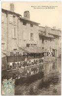 55 - VERDUN - Les Lavoirs Derrière La Rue Des Bateliers +++ Vers Lille, 1905 +++ MTIL, #67 +++ - Verdun