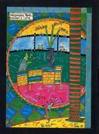 Ilustrador: *Gérald Poussin* Ed. Centre Social Protestant. Nueva. - Künstlerkarten