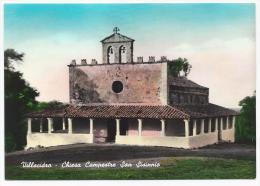 Villacidro - Chiesa Campestre San Sisinnio - H1439 - Italie