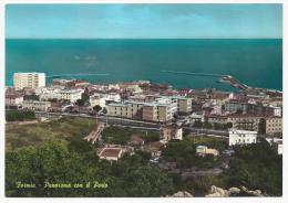 Formia - Panorama Con Il Porto - H1441 - Latina