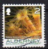 ALDERNEY 2006 Corals & Anemones 2p Used - Alderney