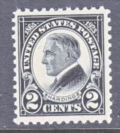 U.S. 610  **.  1923 Issue - Vereinigte Staaten