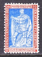 Italy  201   * - 1900-44 Vittorio Emanuele III