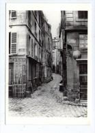 Cp , Photographe : Charles Marville , PARIS , Rue De La Colombe , Ed : Hazan , 1994 , 6397 , écrite - Autres Photographes